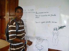 Sexual and Reproductive Health Workshop for Students and Teachers 2 (FADCANIC) Tags: nicaragua williamscollege lagunadeperlas saih unanleón fadcanic pearllagoonacademyofexcellence indigenousandafrodescendents