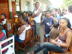 Unan Leon 2012 Dental Care Brigade to Pearl Lagoon 3 (FADCANIC) Tags: nicaragua williamscollege lagunadeperlas saih unanlen fadcanic pearllagoonacademyofexcellence indigenousandafrodescendents
