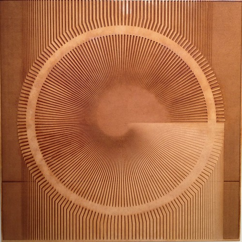 New laser etched Processing piece / jd pirtle