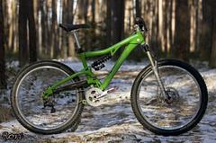 Santa Cruz Heckler (koenigflori) Tags: santacruz mountainbike vivid thomson pike chrisking heckler 1dmarkiin