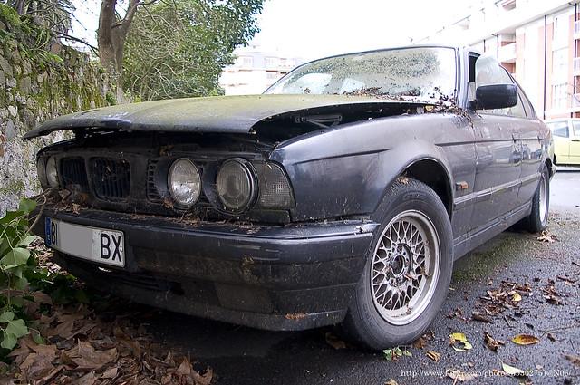bmw 1995 525 e34 tds