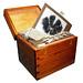 Le Gros Clark's CNS Box (Open)