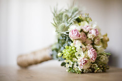 . (LauraKiora) Tags: flowers wedding bouquet jamjarflowers