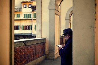 The painter in Florence