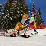 Brodie Seger, 2014 Keurig Cup Spring Series Slalom at Grouse PHOTO CREDIT: Derek Trussler