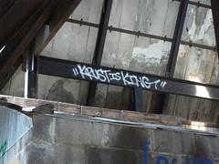 krust is king (httpill) Tags: plaza streetart art graffiti hotel is king tag graf detroit lee krust