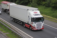 Photo of M74 PX58 BVW SCANIA G380 HLH