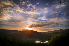 a day to be remembered.... (EcOnAnDrE) Tags: lighting light sunset sky mountain lake mountains reflection love nature beauty fog clouds reflections landscape landscapes spring heaven skies heart earth secret dream dramatic cyprus naturallight rules dreaming tokina explore serenity dreams land ecstasy burningsky lovely sunrays mountainlake dreamland atmospheric dreamscape middleearth lateafternoon naturephotography planetearth skytrails movingclouds landscapephotography ultrawideangle lovesunset naturepath platres forestfog troodosmountain cyprusmountains natureexplore nikond7100 tokina1116pro econandre smileofthesunset cypruslandscapes loveinforest econandrephotography