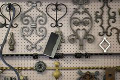 9 (Goshen, Indiana) Tags: iron hamilton metalwork ironwork metalworking goshen ironworking goshenindiana hamiltonironworks hamiltoniron