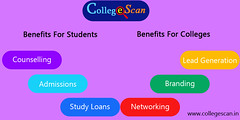 Benefits of CollegeScan (jayadixit) Tags: study loans collegeadmission topcolleges onlinecollegesearch topmanagementcolleges directcounselling