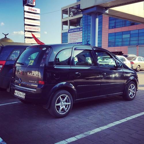 Боевой пепелац #auto #opel #автомобиль #гриннцентр