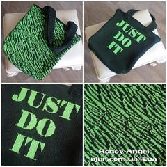 """Just Do It"". , , ,   !     .        ajur.com.ua@i.ua   #ajur #ajurcomua #knitting #moda #honey_angel #honeyangel # # # # # (honeyangel357) Tags: bag knitting handmade crochet moda vip justdoit          ajur  honeyangel  ajurcomua vipknitting"