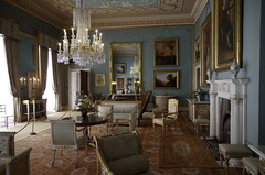 The blue room (Sundornvic) Tags: house home chairs furniture decoration grand nationaltrust stately attinghampark