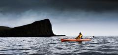 Life's too short (Nicolas Valentin) Tags: sea sky skye scotland scenery aqua kayak alba scenic adventure kayaking angling kayakfishing abigfave anawesomeshot aplusphoto kayakscotland kayakfishingscotland