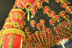 Laternen im Wind (big_banger) Tags: temple taiwan nightmarket taipei lantern hdr lampion tempel teipeh