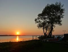A sunset (Jaedde & Sis) Tags: sunset tree hjarbæk herowinner
