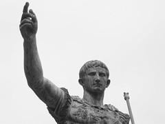 Augustus (SixthIllusion) Tags: travel italy rome roma statue augustus augusto fori imperiali