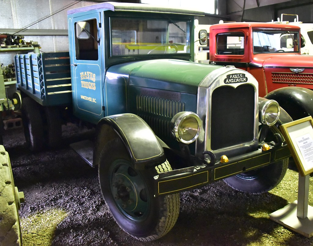 The world 39 s best photos of hayes and truck flickr hive mind for Hayes motor company trucks