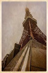 Tokyo Tower (pholl000) Tags: tower japan tokyo asia tokyotower