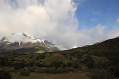 Au del des camps d'ombre (un sablier) Tags: patagonia rainbow patagonie arcenciel