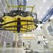 NASA's Webb Telescope Inside Goddard Clean Room