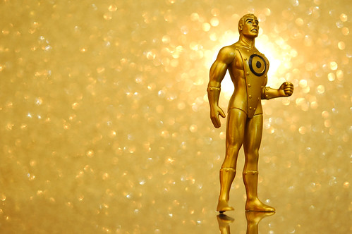 Metal Men: Gold (3/7)