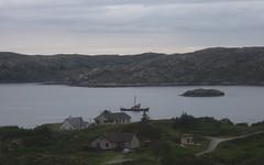 2007 Viking War Boat Sea Stallion preparing to enter Lochinver Harbour (AssyntNature) Tags: water scotland highlands ship scottish loch viking sutherland warship lochinver assynt