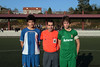 Arbitro y capitanes (Dawlad Ast) Tags: real la asturias aviles oviedo futbol pello toba cadete espiñeira ovieod