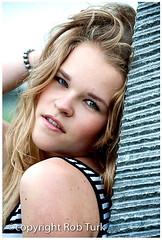 Me... modelling (Lisa van 't Hof ♥) Tags: blue portrait hair outside eyes rob blond blonde ogen portret modelling blauwe turk fotoshoot gorinchem