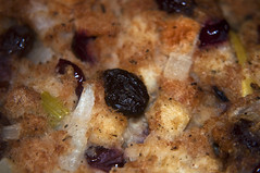 Stuffing Delight (Doug.Mall) Tags: thanksgiving food macro stuffing recipe carbs culinarydelight macromondays ourdailychallenge