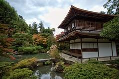 Ginkaku-ji Temple - Kyoto, Japan (BlufoxImages (Larry)) Tags: japan nikon kyoto f28 ginkakujitemple d700 1424mm
