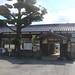 JR「宮野駅」→バス停「宮野駅前」 001 JR山口線・宮野駅です。こじんまりとした昔の風情のある無人駅です。目の前には民家や郵便局もあります。
