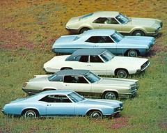 1967 Buick Riviera, Cadillac Eldorado, Ford Thunderbird, Pontiac Grand Prix and Oldsmobile Toronado (coconv) Tags: pictures auto door old 2 classic cars ford hardtop car vintage magazine ads advertising cards photo buick flyer automobile riviera post image photos antique album postcard 4 ad picture grand images cadillac eldorado advertisement prix vehicles photographs card photograph postcards 1967 vehicle pontiac kit autos collectible collectors press brochure thunderbird luxury coupe 67 automobiles olds oldsmobile toronado dealer prestige riveria