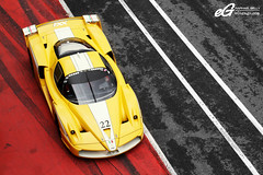 Sunshine FXX (Raphal Belly) Tags: cars car yellow del racetrack jaune rouge photography eos 22 photographie corse xx ferrari belly exotic 7d enzo passion programs raphael rb evo autodromo supercars clienti raphal mugello finali 599 2011 fxx evoluzione programmes mondiali egarage 599xx egaragecom