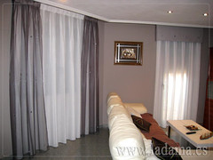 "Decoración para Salones Clásicos: Cortinas con Dobles Cortinas y Bandos, Tapicerías, Paneles Japoneses, Estores... • <a style=""font-size:0.8em;"" href=""http://www.flickr.com/photos/67662386@N08/6476319849/"" target=""_blank"">View on Flickr</a>"