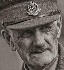 """Don't be cheeky, Fletcher!""  ""Sorry Mr Mackay"" (Fishfingers & Custard) Tags: blanco soldier military sony police mclaren warren mackay mp alph"