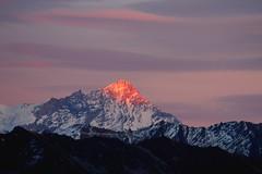 Weisshorn ultimates (Elysium 2010) Tags: sunset mountain landscape wallis valais weisshorn alpesvalaisannes