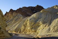 2011-11-26 Death Valley 044 Golden Canyon