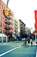 Chelsea (laurent-b  (Laurent Boulay)) Tags: city newyorkcity usa newyork streets building car town skyscrapper