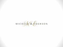 M&E_Logotipo_01 (Asterisco21) Tags: wedding logo identity michele marca material casamento visual brand branding brands logotipo logotype identidade ederson cerimnia