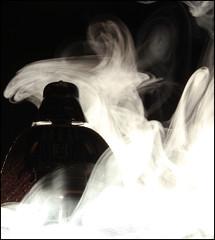 Dark Vador (Med PhotoBlog) Tags: dark lego smoke darth vader vador