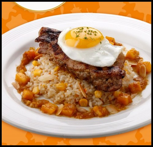 Porksilog Steak