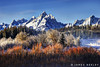 Majestic Rising (James Neeley) Tags: winter mountains landscape wyoming grandtetons tetons hdr f12 grandtetonnationalpark 5xp jamesneeley flickr23
