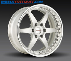 FORGELINE ST3P SILVER CENTERS / POLISHED OUTER LIPS (WheelsPerformance) Tags: silver wheels lips outer premier forged polished centers forgeline st3p wheelsperformance