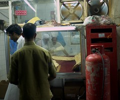 Our daily bread (OneCut) Tags: street food afghanistan bread dubai baker candid arabia fujifilmx100
