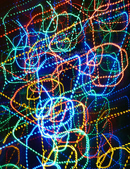 Abstract Lights (Malcolm Bull) Tags: christmas camera abstract lights movement december random 365 icm include intentional 2011 intentionalcameramovement 365357 20111223 20111223lights0002edited1web