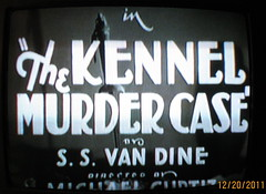 The Kennel Murder Case (kafski) Tags: movie mary william case eugene powell murder movies kennel astor pallette the maryastor 2011 williampowell eugenepallette thekennelmurdercase