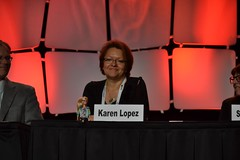 Karen SQLPASS WIT Panel 2011