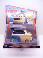 DISNEY CARS 2 OVERSIZED PINION TANAKA (1) (jadafiend) Tags: scale kids toys model disney puzzle pixar remotecontrol collectors adults variation francesco launcher cars2 crewchief lightningmcqueen lewishamilton targetexclusive kmartexclusive collectandconnect raoulcaroule jeffgorvette johnlassetire carlomaserati piniontanaka carlavelosocrewchief mcqueenalive denisebeam meldorado pitcrewfillmore francescoscrewchief