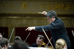 Listen: Antonio Pappano - 'Theatre is something that every human being needs'